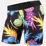 BN3TH Mens Entourage Boxer Brief Underwear-Pina Colada/Multi-S