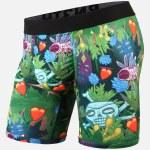 BN3TH Mens Entourage Boxer Brief Underwear-Jungle Love-L