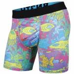 BN3TH Mens Entourage Boxer Brief Underwear-Go Fish-M