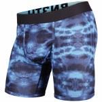 BN3TH Mens Entourage Boxer Brief Underwear-Tie Dye/Pacific-XL