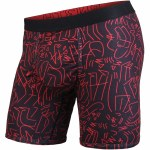 BN3TH Entourage Boxer Brief-Black/Red-S