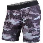 BN3TH Entourage Boxer Brief-Topo Camo Black-S