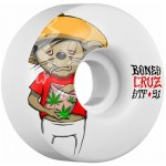 Bones STF Cruz Weedy V2 Skateboard Wheels-51