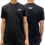 The Boardroom Mens Signature Embroidery Short Sleeve T-Shirt-Black-S
