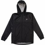 The Boardroom Ambleside Windbreaker Jacket-Black-L