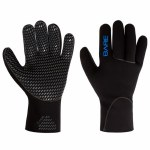 Bare 5mm Glove-Black-XS