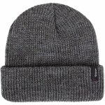 Brixton Mens Heist Beanie-Heather Grey-OS