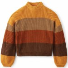 Brixton Womens Madero Sweater-Honey Gold-XS