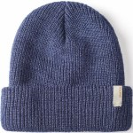 Brixton Womens Birch Beanie-Denim Heather-OS