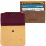 Brixton Chilton Wallet-Brown/Tan