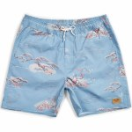 Brixton Havana Trunk-Blue Dream-L