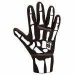 Buell  5 Finger 2mm Glove-Black-M