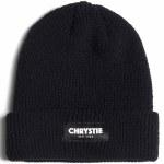 Chrystie NYC OG Label Beanie-Black-OS