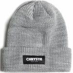Chrystie NYC OG Label Beanie-Grey-OS