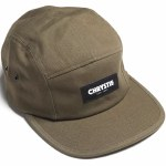 Chrystie NYC OG Label Hat-Military Green-OS