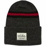 Coal Mens The Uniform SE Beanie-Heather Black-OS