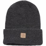 Coal Mens The Walden Beanie-Charcoal-OS