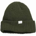 Coal Mens The Eddie Beanie-Olive -OS