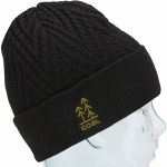 Coal The Winslow Knit Beanie-Black-OS