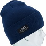 Coal The Carson Knit Beanie-Navy-OS