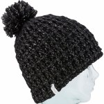 Coal The Waffle SE Knit Beanie-Black-OS