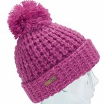 Coal The Kate Knit Beanie Womens-Fuschia-OS