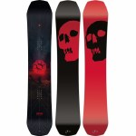 Capita Black Snowboard Of Death-162