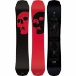 Capita Mens Black Snowboard of Death Snowboard-Assorted-162