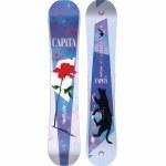 Capita Womens Space Metal Fantasy Snowboard-Assorted-151