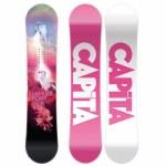 Capita Girls Jess Kimura Mini Snowboard-NA-125