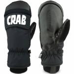Crab Grab Mens Punch Mitt-Black-S