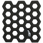 Crab Grab Crab Trap Stomp Pad-Black-OS