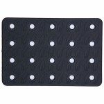 Crab Grab Holey Sheet Stomp Pad-White Black-OS