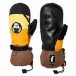 Crab Grab Mens Cinch Mitt-Desert-L