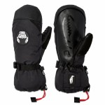 Crab Grab Mens Cinch Mitt-Black-M