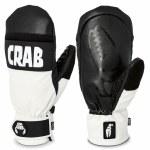 Crab Grab Mens Punch Mitt-White-M