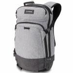 Dakine Heli Pro Backpack-Greyscale-OS