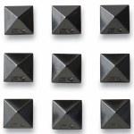 Dakine Pyramid Studs-Black-OS