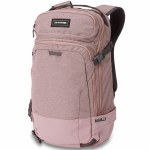 Dakine Womens Heli Pro Backpack-Woodrose-20