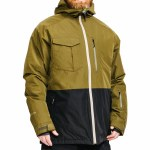 Dakine Mens Smyth Pure GTX 2L Jacket-Dark Olive-XL