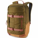 Dakine  Mission Pro Backpack-Dark Olive/Camo-25