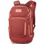 Dakine Womens Heli Pro 20L Backpack-Dark Rose-20