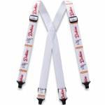 DAKiNE Hold Em Suspenders-Beer Run-OS