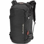 Dakine Poachers RAS (Removable Airbag System 3.0 by Mammut®) Snow Pack-Black-36L