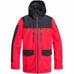DC Mens Company Jacket-Racing Red-XL