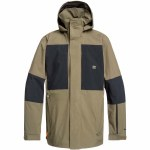 DC Mens Command Jacket-Warm Olive-L