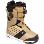 DC Mens Judge Boa Snowboard Boot-Kelp-10.5