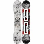 DC Mens Space Echo Snowboard-Multi-158