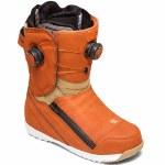 DC Womens Mora Boa Snowboard Boot-Brown-8.5
