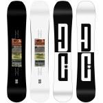 DC Mens EMB Snowboard-Multi-158W